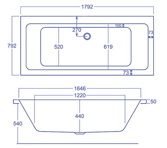 Technical drawing QS-V34554 / Q4-02161