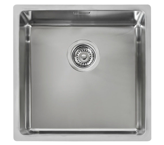 Teka R15 400.400 Stainless Steel 1.0 Bowl Undermount Sink