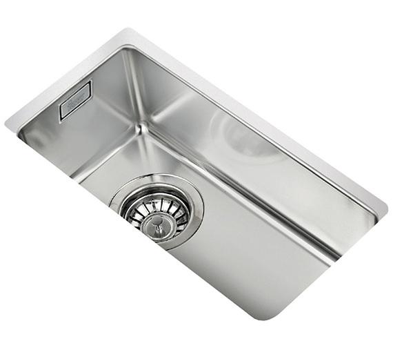 Teka R15 180.400 Stainless Steel 1.0 Bowl Undermount Sink
