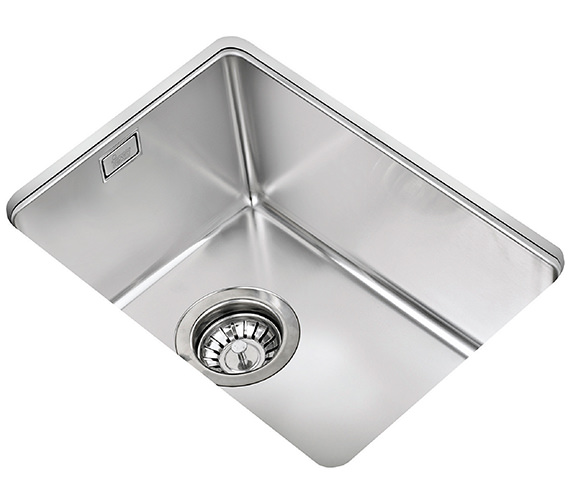 Teka R15 270.400 Stainless Steel 1.0 Bowl Undermount Sink