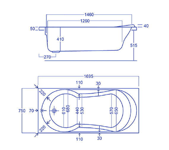 Technical drawing QS-V34582 / Q4-02226