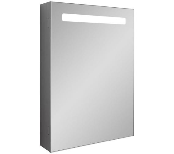 Bauhaus Allure Single Door Mirror Cabinet 500 x 700mm