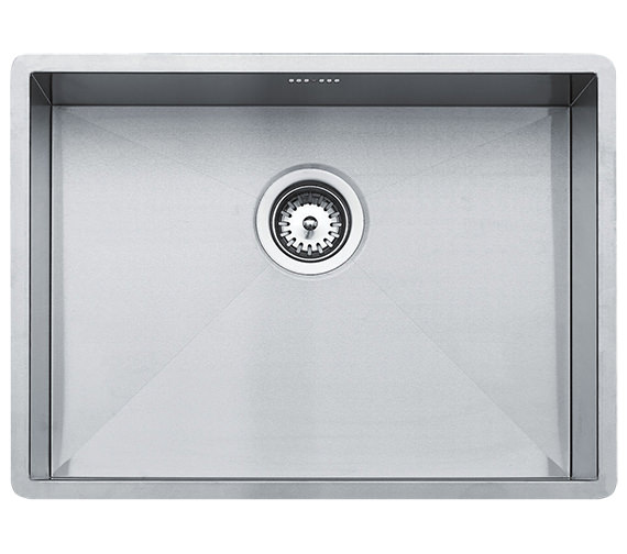 Teka Linea 550.400 Stainless Steel 1.0 Bowl Undermount Sink