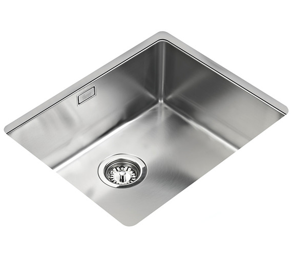 Teka R15 500.400 Stainless Steel 1.0 Bowl Undermount Sink