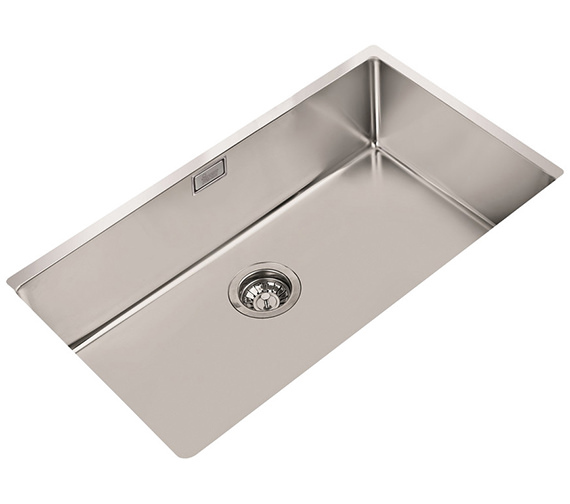 Teka R15 710.400 Stainless Steel 1.0 Bowl Undermount Sink
