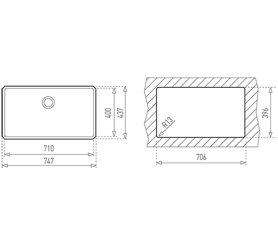 Technical drawing QS-V84274 / CTK2056