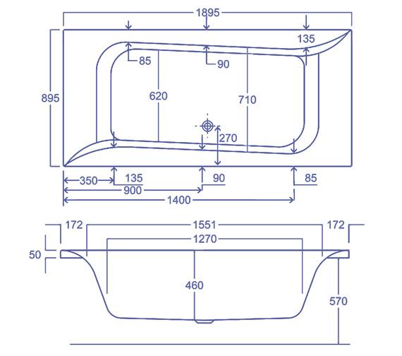 Technical drawing QS-V34546 / Q4-02120