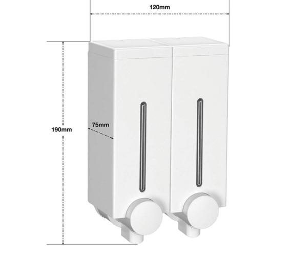 Technical drawing QS-V20209 / AC/266/C