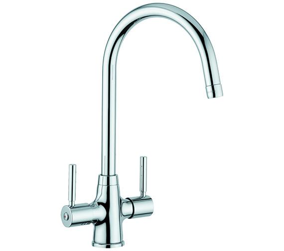 Teka SME 103 Dual Lever Kitchen Sink Mixer Tap