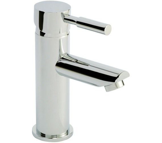 Beo Prise Single Lever Basin Mixer Tap With Push Button Waste