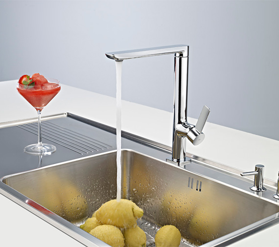 Additional image of Teka FO 915 Single Lever Kitchen Sink Mixer Tap