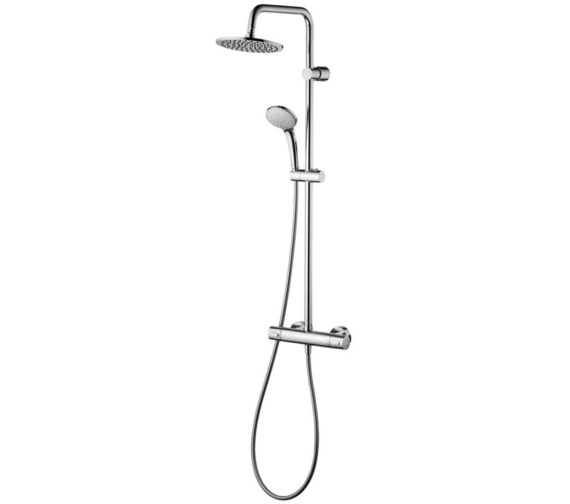 Ideal Standard Ceratherm 100 Exposed Valve With Dual Control Shower Set