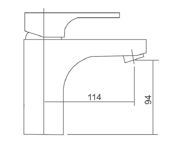 Technical drawing QS-V63582 / JZ009