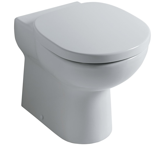 Ideal Standard Studio Back-To-Wall WC Pan 550mm - E801601