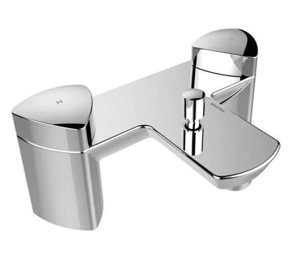 Bristan Bright Deck Mounted Bath Shower Mixer Tap