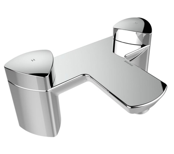 Bristan Bright Deck Mounted Bath Filler Tap
