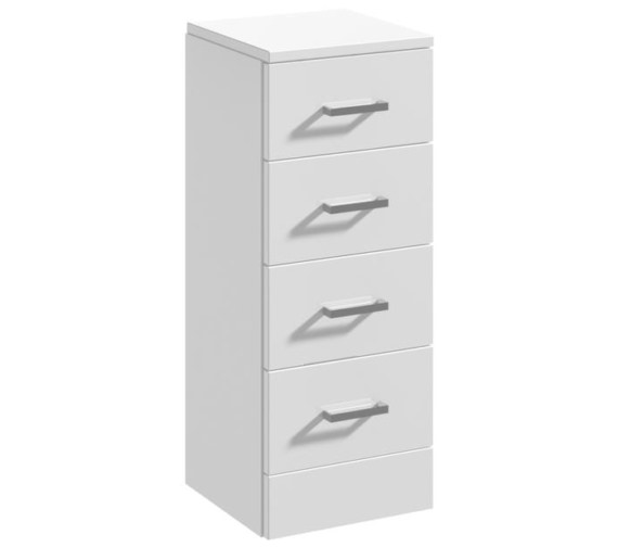 Premier Mayford Width 300 x Depth 300mm 4 Drawer Furniture Unit