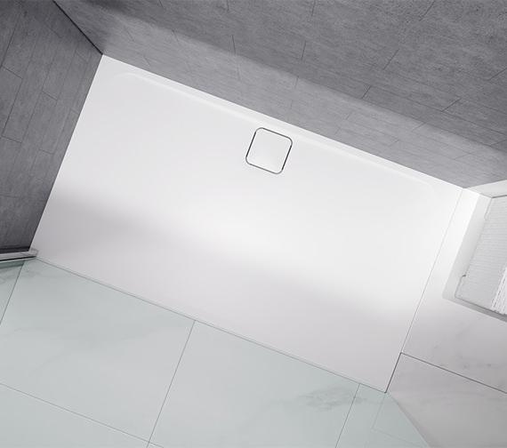 Alternate image of Merlyn Level25 1600 x 900mm Rectangular Shower Tray