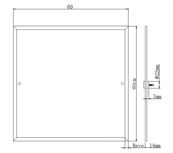 Technical drawing QS-V6943 / COMP MRSQ G