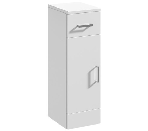Beo Floor Standing Cabinet 250 x 330mm High Gloss White