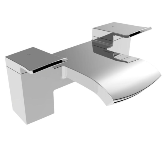Bristan Descent Deck Mounted Bath Filler Tap