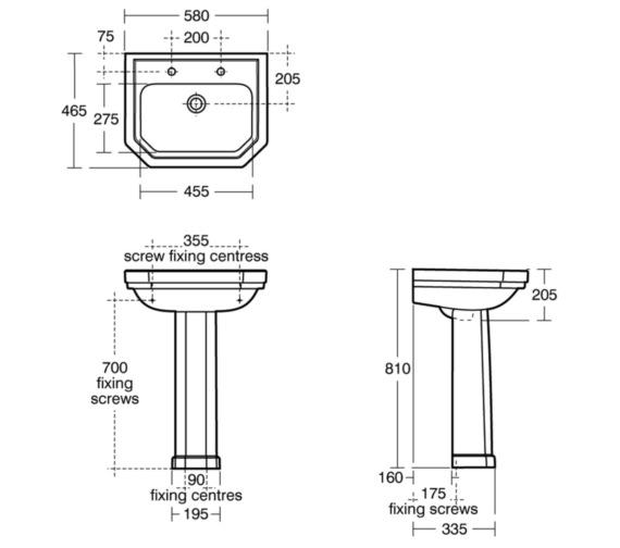 Technical drawing QS-V29410 / E366001