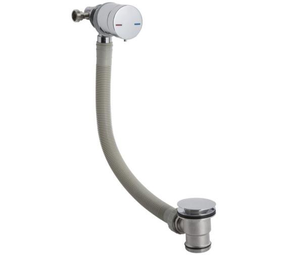 Nuie Single Lever Free Flow Bath Filler
