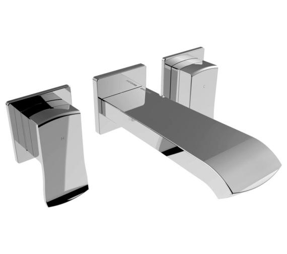 Bristan Descent Wall Mounted Bath Filler Tap