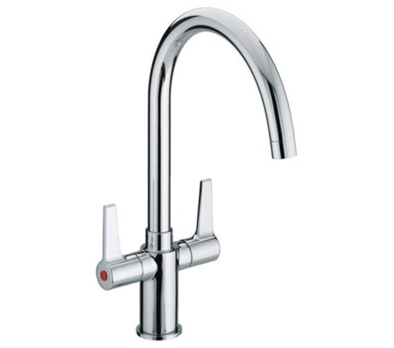 Bristan Design Utility Lever Easyfit Kitchen Sink Mixer Tap