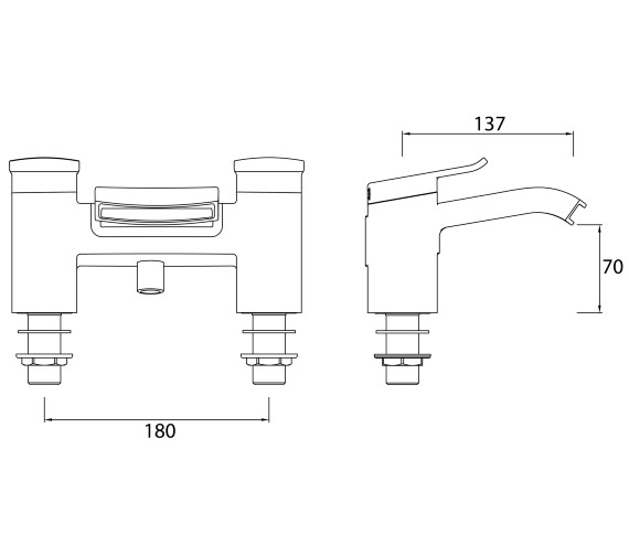 Technical drawing QS-V6953 / DSC BSM C