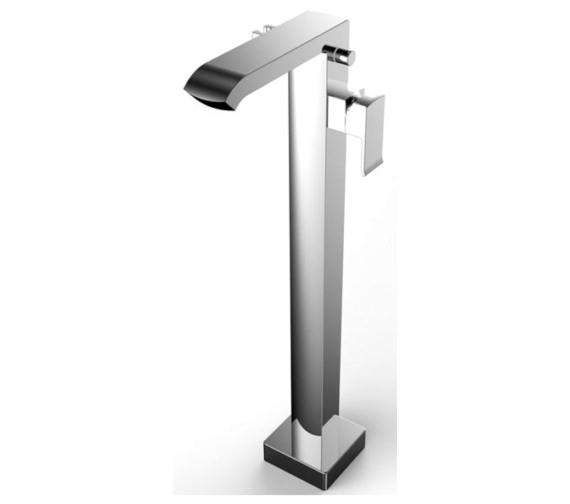 Bristan Descent Floor Standing Bath Shower Mixer Tap