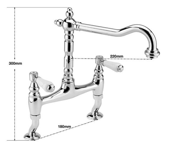 Technical drawing QS-V57628 / CO/550/C