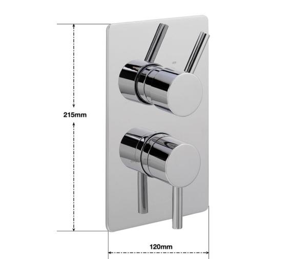 Technical drawing QS-V30444 / EL/177/C