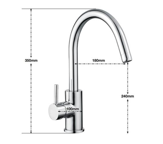 Technical drawing QS-V30394 / EL/155/C