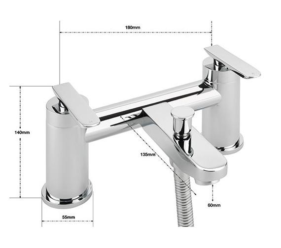 Technical drawing QS-V30441 / EC/305/C