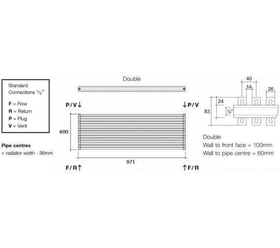 Technical drawing QS-V13599 / CUB2 97/15 H