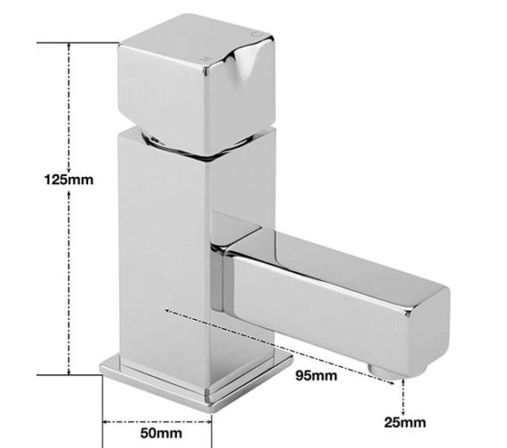 Technical drawing QS-V30557 / MA/306/C