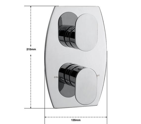 Technical drawing QS-V30160 / MT/177/C