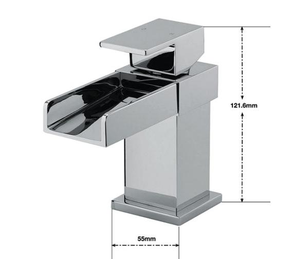 Technical drawing QS-V75829 / NI/306/C