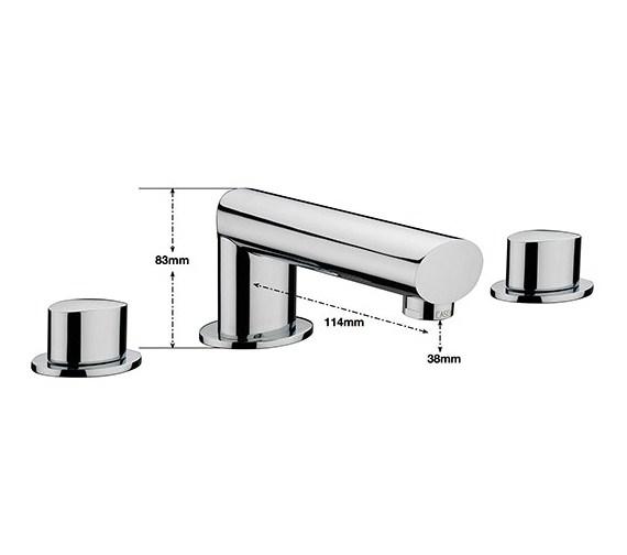 Technical drawing QS-V30288 / OV/111/C