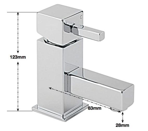 Technical drawing QS-V30461 / PA/306/C