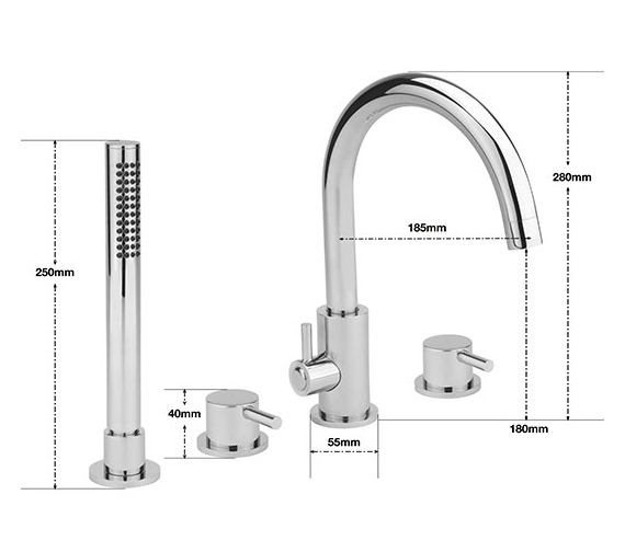 Technical drawing QS-V77763 / PI/114/C