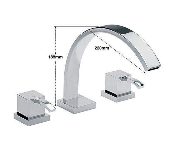 Technical drawing QS-V30427 / AR/111/C