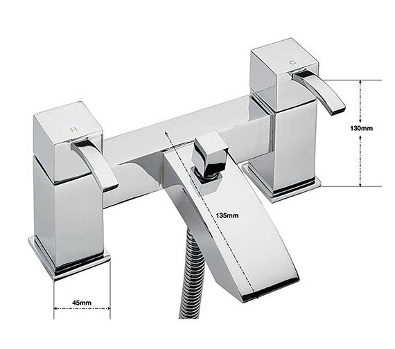 Technical drawing QS-V30431 / AR/105/C