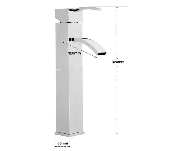 Technical drawing QS-V30421 / AR/109/C