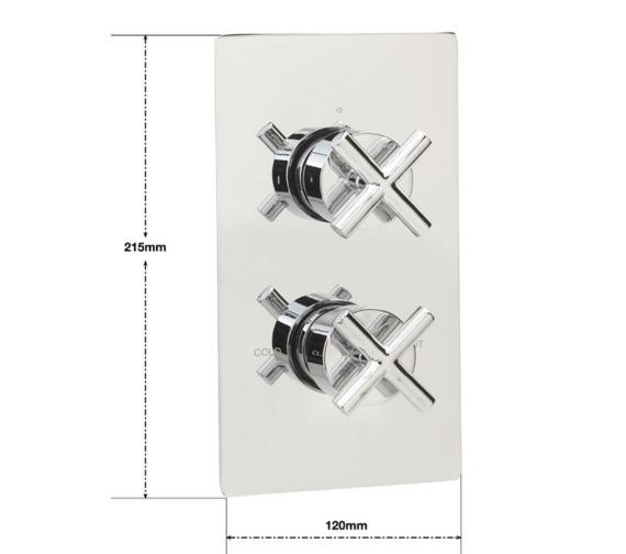 Technical drawing QS-V36384 / AV/172/C