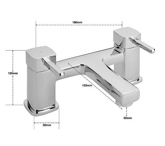 Technical drawing QS-V36216 / AX/104/C