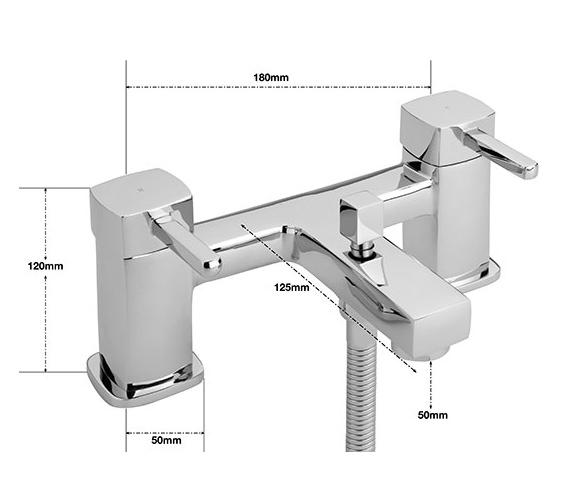 Technical drawing QS-V36217 / AX/105/C
