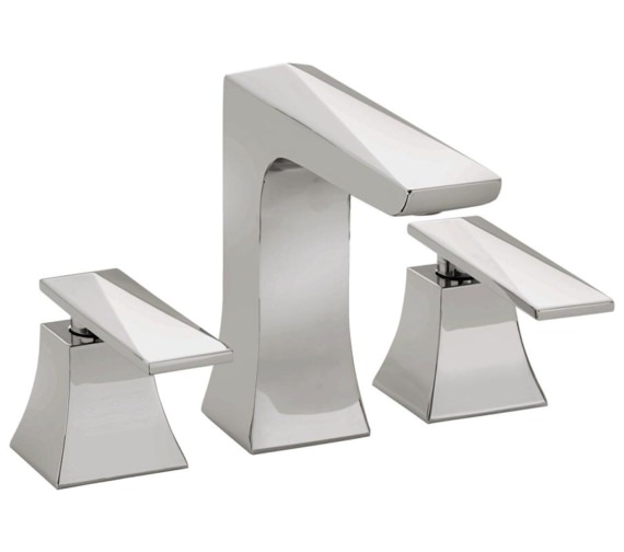 Bristan Ebony 3 Hole Deck Mounted Bath Filler Tap