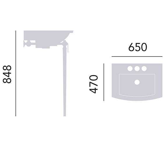 Technical drawing QS-V82371 / WSABBLE
